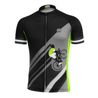 Enzyme Washed speed rider - Customized NEW Hot speed Rider JIASHUO mtb road RACING Team Bike Pro Cycling Jersey Shirts Tops Clothing Breathing Air