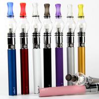 cas de batterie vape achat en gros de-Globe Atomiseur Globe EGO T Kits de Démarreur Dry Herb Vape Pen Kit Cire Vaporisateur Zipper Kit avec Etui EGO Zipper