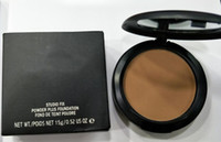 Studio Fix Powder Plus Fondation Maquillage Maquillage Poudre Maquillage de visage de blanchiment Fond de contrôle de l'huile Brighten Face Powder Pressed