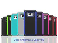 Wholesale Veins Case - hot sale shockproof anti slip tpu pc 2 in 1 combo football veins hybrid case for samsung galaxy s8 s8 plus s7 s7 edge