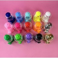 Wholesale Gumballs Machine - Free shipping 10pcs lot wedding baby shower plastic gumball machine design candy chocolate boxes favor holder box wholesales
