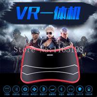 pc wifi al por mayor-Venta al por mayor- caliente !! Gafas 3D para PC Todo en uno VR BOX Realidad virtual 1080P HD Head Mount Headset Wifi / Bluetooth