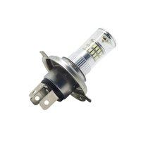h4 hb2 оптовых-Оптовая 12V DC Автомобиль Superb Ярко-белый H4 / 9003 / HB2 48SMD 3014 Противотуманные фары Светодиодные лампы Лампа # 4776