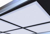 painéis led de escritório venda por atacado-Alemanha Padrão 620X620MM Led Painel de Luz 36 W Escritório LEVOU Luzes de Teto Painel de Luz Construído Em Iluminação LED de Hospital