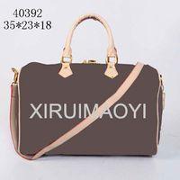 Wholesale Speedy Handbags - Women messenger bag Classic Style Fashion bags women bag Shoulder Bags Lady Totes handbags cm With Shoulder Strap, Dust Bag