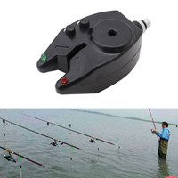 Vente en gros- Nouvelle électronique haute sensibilité LED Light Fish Bite Sound Fishing Alarm Indicator Bell