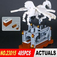 Lepin 23015 485Pcs Technic Series Il pegasus automaton meccanico pilota a cavallo Set Educational Building Blocks Mattoni Giocattoli