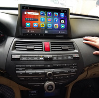 Wholesale Mobile Hd - HD Screen Quad core Android Car DVD GPS for 08 Honda Accord 2008 2009 2010 2011 2012 2013 2014