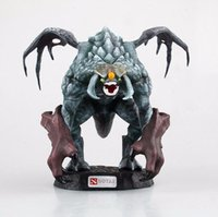 Wholesale Dota Figures - 12cm Limited Dota 2 Game Roshan Character PVC Action Figures Collection dota2 Toys Best Gift for kiids