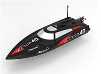 Wholesale F15967 F15968 Volantexrc Vector40 V797 Brushless High Speed Racing km h RC Boat RTR GHz