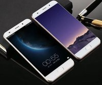 Wholesale Smart Flip Cell Phones - goophone i7 4.7 fingerprint mobile 4G smartphone dual-card ultra-thin new cell phones watch flip phones