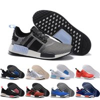 Wholesale Outdoor Table Runners - 2017 Wholesale Discount NMD Runner Primeknit Sports Outdoors Boost Men Women Athletic Sneakers Discount Running Shoes Causal Shoes with Box