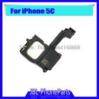 altavoces de teléfonos móviles al por mayor-Timbre zumbador alto altavoz para iPhone 5C teléfono móvil Flex Cable reparación piezas de repuesto envío gratuito