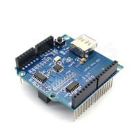 Wholesale Arduino Adk - USB Host Shield 2.0 For Arduino (Suppot Google ADK) , Drop