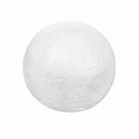 Wholesale Modelling Polystyrene Styrofoam Foam Ball - Wholesale-DIY10pcs White Christmas Modelling Craft Polystyrene Styrofoam Foam Ball Sphere Craft Decor 10cm Decoration Crafts