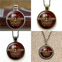 Wholesale War Slides - 10pcs Total War Rome pendant Glass Photo Necklace keyring bookmark cufflink earring bracelet