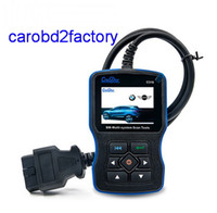 Wholesale Eobd Obdii Scan Tool - Hot sales------C310 for BMW Multi System Scan Tool Creator C310 scanner OBDII EOBD Code Reader C310 System Scanner with DHL Free Shiipping