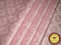 Wholesale Germany Pink - High Quality Baby Pink Bazin Riche,Germany Quality 10 Yards bag Guinea Brocade Garment Fabric 100% Cotton With Perfume Shadda