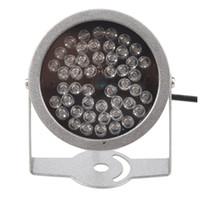 UK uk-uk - Wholesale-SZS Hot UK 48 LED illuminator light CCTV IR Infrared Night Vision Lamp for Security Came