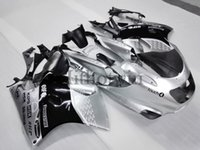 Wholesale kawasaki aftermarket motorcycle fairings - Aftermarket silver black arrow ABS Fairing For Kawasaki ZX11R ZZR1100 1992-2001 ZX11R 92 93 94 95 96 97 98 99 00 01 Motorcycle Body Kit