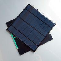 Wholesale Phone Covers For Razr - cell phone covers motorola razr 5V 4.5W Epoxy Solar Panel Photovoltaic Panel Polycrystalline Solar Cell for Mini Sun Power Energy Module DIY