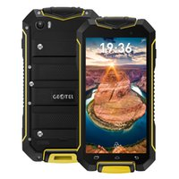 Großhandel Wasserdicht 3G Robuste Smartphone 4,5 Zoll Android 7,0 Quad Core 1 GB RAM 8 GB ROM 3400 mAh Batterie GPS Geotel A1