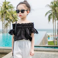 New Fashion Kids Girls Lunettes de soleil Design Baby Stylish Summer Glasses Kid Sun Glasses Baby Girls marque Toddler Boy Cool Accessoires CK478