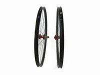 Wholesale Mountain Bike Tubeless - carbon MTB wheels 27.5er Mountain bike wheels MTB bike wheel UD 3K 650B 27 30 35width bicycle Mountain bike wheels