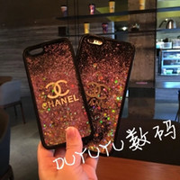 Wholesale Mobile Phone Special Case - Special dynamic quicksand flash powder mobile phone protection shell