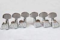 Wholesale Fender Machine Heads - Wilkison WJ-01 3L3R Machine Heads Guitar Tuners Chrome