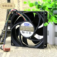 Atacado- AVC DASA0925B2S 9CM 90 * 90 * 25MM 9 * 9 9025 12V 2.0A 4Wire Lead PWM fan