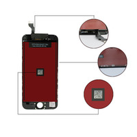 Wholesale Panels For Mobile Phones - 2017 Mobile phone repair lcd screen apple 6plus panel LCD For iphone 6 plus lcd digitizer assembly replacement parts