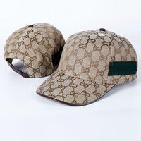 Wholesale Design Snapbacks - Brand design snapbacks cap men women's designer summer baseball caps hats snap back adjustable