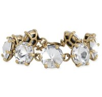 Wholesale trade jewelry resale online - The New European And American Trade Jewelry sd Emily Mosaic Crystal Bracelet Women Bangle Bracelet Mixed Batch for Girls Christmas Gift