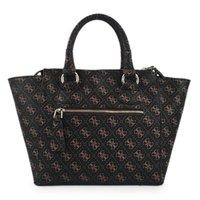 Wholesale European Style Coffee - new arrival fashion women pu leather Handbag With Crossbody Strap lady tote bag NWT SKUGU060