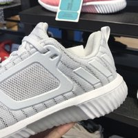 Wholesale Cool Boxes Fishing - 2017 the Newest kids Climacool Adv Running Shoes Breathable Low Unisex Climacooladv Walking Sneakers Cheap Clima cool outdoor Sports Shoes