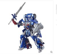Wholesale Optimus Prime Leader - Transformation 5 TRA MV5 THE LAST KNIGHT OPTIMUS PRIME LEADER CLASS FIGURE FIGURINE TOY NEW IN BOX FREE SHIPPING