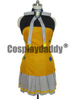 Vocaloid 3 Cosplay SeeU Costume See You Dress H008