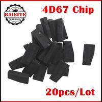 Wholesale Toyota Keys For Sale - Auto Transponder Key chip original toyota 4d67 20pcs lot Toyota Camry Corolla 4D (67) 4D67 Duplicable Transponder Chip 32XXX 4D67 hot sales