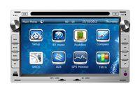 Wholesale Gps Navigation Vw Bora - Car DVD Player GPS Navigation for VW Volkswagen Passat Jatta Golf with Radio Bluetooth TV USB AUX Map Audio Video Multimedia Sat Nav