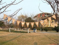 sadece evli vintage afiş toptan satış-Toptan-2015 Varış Vintage SADECE EVLI Çuval Bunting Banner Düğün Fotoğrafçılığı Sahne Dekorasyon Banner