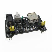 Wholesale Diy Dedicated - MB102 Breadboard Power Supply Module 3.3V 5V MB-102 Solderless Bread Board DIY 2015 New dedicated power module