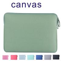 laptop-etuis 15,6 zoll großhandel-Laptoptasche Sleeve Soft Case Computer Cover Notebook Innentasche 12
