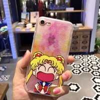 Wholesale South Korean Phone Cases - 2017 new style South Korean mobile phone shell with soft shell