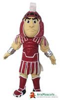 Wholesale Mascot Knight - Adult Size Knight Mascot costume, party costumes, EVA foam mascot fur mascot advertising