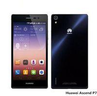 4.4 handys großhandel-Ursprüngliches Huawei Ascend P7 4G LTE Handy 2 GB RAM 16 GB ROM Kirin 910 T Vierfachkern Android 4.4 5,0 Zoll 13.0MP Kamera Smart Handy