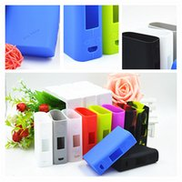 Wholesale box evic - Evic Primo Silicone Cases Silicon Case Colorful Rubber Sleeve Protective Cover Skin Enclosure for Joyetech Evic Primo 200W TC Box Mods Vape
