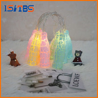 Wholesale Fashion Holiday Lighting LED Novelty Beer Bottle String Lights Wedding Garden Party Valentine s Day Decoration