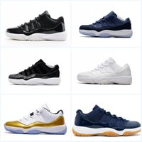 Heiress 11s Low PRM HC Frost White Blue Moon sapatos de basquete para homens e mulheres barcons outdoor athletic sneaker University Blue Navy Gum