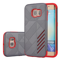 Wholesale New Case Galaxy S3 - New Arrival Caseology Armor TPU+PC Case For Samsung Galaxy S3 S4 S5 S6 S6edge Rugged Back Cover Case